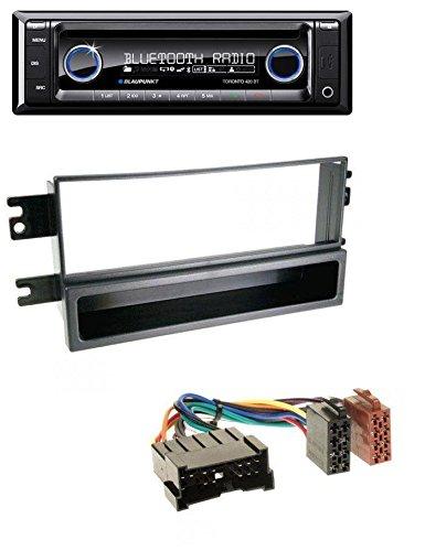 caraudio24 Blaupunkt Toronto 420 BT Bluetooth CD SD USB MP3 Autoradio fü r Kia Cerato (bis 2007)