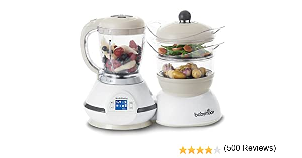 Babymoov procesador de alimentos para bebés Nutribaby classic ...