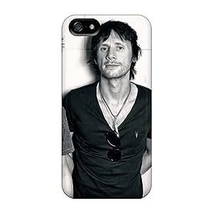 Iphone 5/5s Kyg15459wvKh Custom Nice Muse Band Skin Best Hard Cell-phone Cases -CharlesPoirier