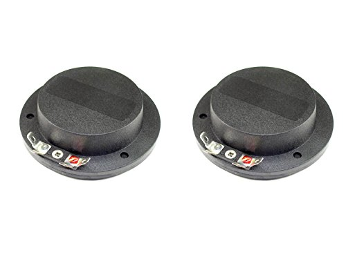 SS Audio Diaphragm for Yamaha JAY-2061, S-115, 16 Ohm, D-101AFT-16 (2 PACK) by Simply Speakers