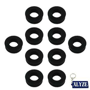 XLYZE 10x Air Filter For Ryobi 180350 791-180350 B 791-180350B Ryobi GBV28 Blowers
