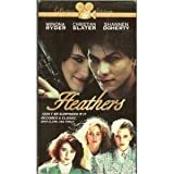 Heathers VHS Tape