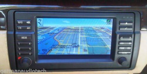 Amazon Com Dvd Gps Navigation Computer For Bmw Mini Range Rover Mk4 E38 740 E39 525 530 540 M5 E46 325 328 330 M3 E53 X5 Automotive