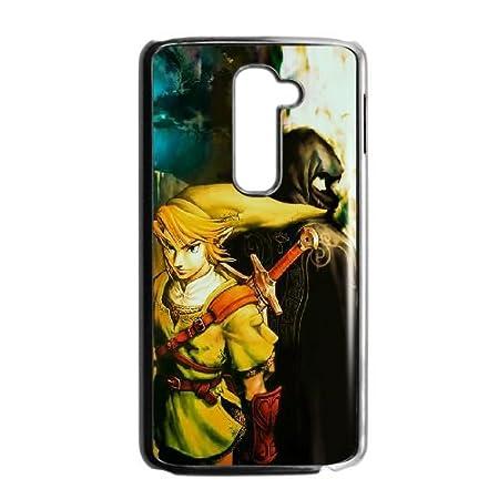 LG G2 Cell Phone Case Black More The Legend of Zelda.1 ...