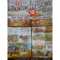 46 Painting Lessons in Oil, Vol. 2