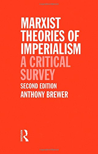 F.R.E.E Marxist Theories of Imperialism: A Critical Survey (International Business)<br />TXT