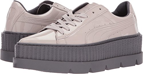 PUMA Women's Fenty x Pointy Creeper Sneakers, Dove/Glacier Grey, 7 B(M) US