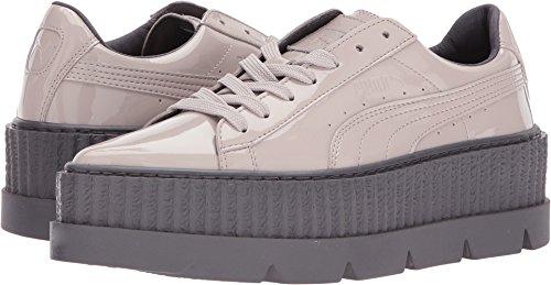 PUMA Women's Fenty x Pointy Creeper Sneakers, Dove/Glacier Grey, 7 B(M) US