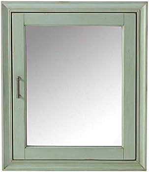 Hazelton 24 in. W Mirrored Cabinet