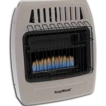 Amazon Com Kozy World Propane Lp Ambient Space Heater Home Amp Kitchen