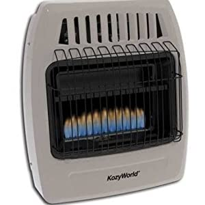 kozy world kwp254 propane lpambient space heater - Propane Space Heater