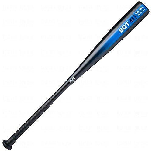 adidas Performance Equipment X1 Baseball Bat, Black/Blue, 32