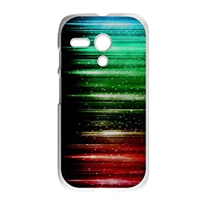 Motorola G Cell Phone Case Covers White Abstract Free wkmm