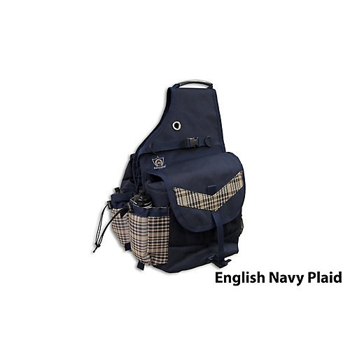 Kensington Insulated Western Saddle Bag English Na