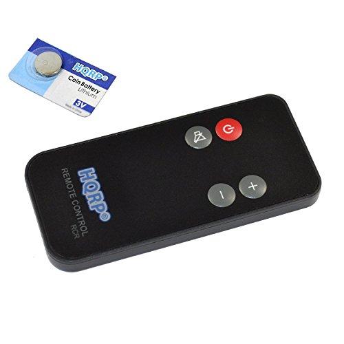 HQRP Remote Control for Bose Solo, Solo 10, Solo 15 TV Sound System Controller + HQRP Coaster