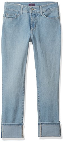 (NYDJ Women's Leann Boyfriend Jeans, Vernon, 6)