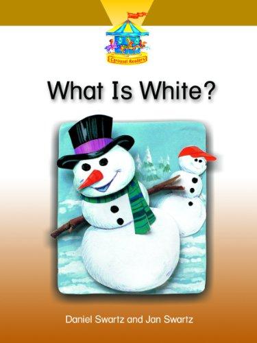 Carousel Dominie Readers - WHAT IS WHITE? (DOMINIE CAROUSEL READERS)