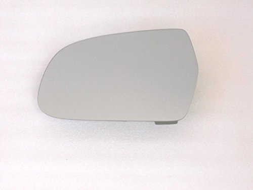 HEATED Mirror Glass for AUDI A4 S4 Driver Side View Left LH