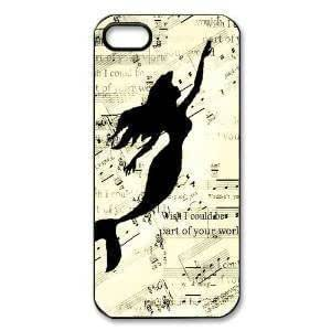 Shark? The Little Mermaid & Music Case For phone iphone 5c iphone 5c