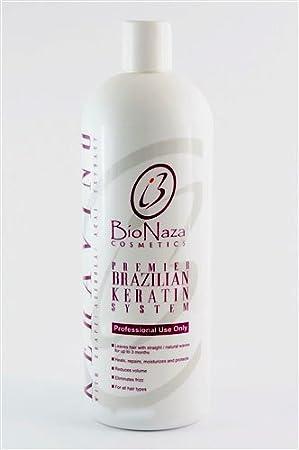 BioNaza KeraVino Brazilian Keratin Treatment 16 oz (No Wait Time)