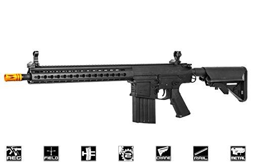 Classic Army M110-13 ARS2 Keymod Carbine AEG Airsoft Gun (Black)