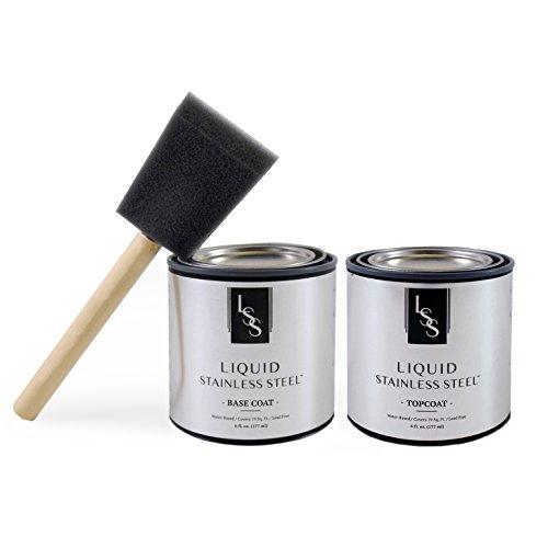 liquid stainless steel range and dishwasher kit import it all. Black Bedroom Furniture Sets. Home Design Ideas