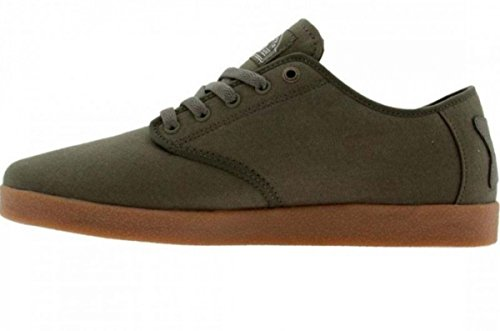 HUF- Skateboard Shoes- Hufnagel Pro TX- Olive