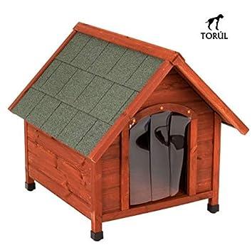 Spike Confort Torúl Caseta Puerta de Plástico para Mascotas Perros Grandes y Pequeños (L): Amazon.es: Productos para mascotas