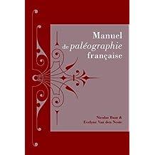 Manuel de paléographie français