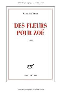 """Afficher """"Des fleurs pour Zoé"""""""