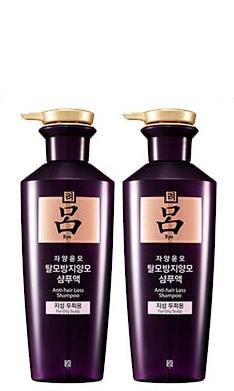 Ryeo Jayangyunmo Shampoo (For Oily Hair) 400g X 2 New Version