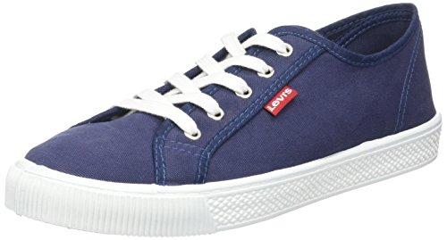 Sneaker Malibu Herren Levi De Blau (bleu Marine)