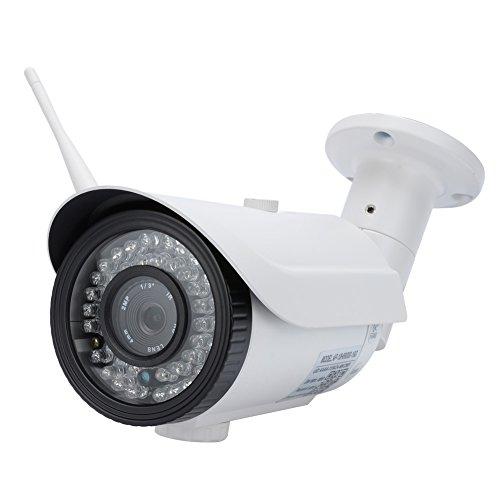 IdeaNext HD 720P WLAN IP Kamera Wasserdicht, Unterstützt von 64GB SD Karte