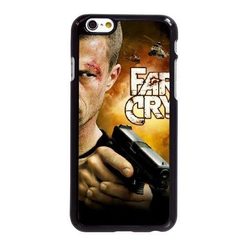 G2U17 Far Cry Haute Résolution Affiche B4O1CI coque iPhone 6 Plus de 5,5 pouces cas de couverture de téléphone portable coque noire DE2JKI6XH