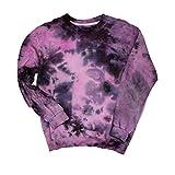Pink Grunge Tie Dye Hoodie Unisex
