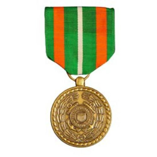 Guard Achievement Medal - U.S. Coast Guard Achievement Medal