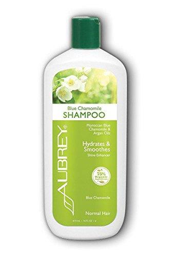 Aubrey Organics Hydrating Shampoo Normal Blue Chamomile -- 16 fl oz