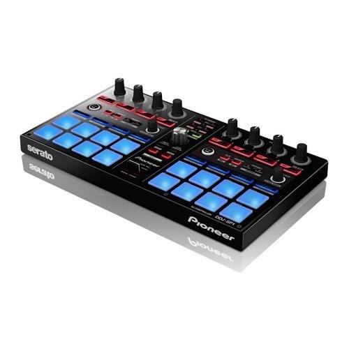 Pioneer Pro DJ DDJ-SP1 DJ Sub-Controller (Pioneer Ddjsp1)