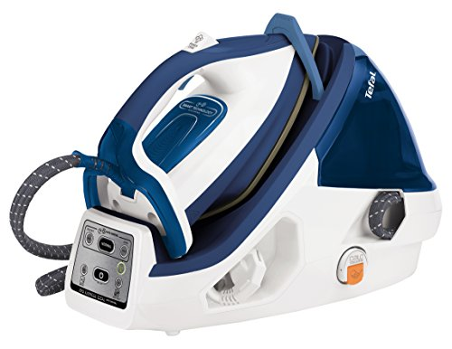 Tefal GV8932 Pro Express Plus Anti Scale High Pressure Steam Generator, 2400...