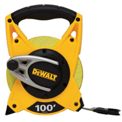 DEWALT DWHT34028 100-Foot Open Reel Long Tape