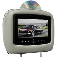 CarShow by Rosen CS-TYVEN10-G09-S1 Single DVD Headrest System