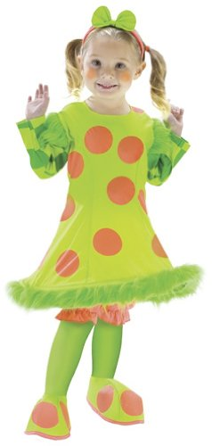 Clown Lolli Costumes (Lolli The Clown Costume Large)