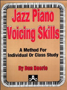 Jamey Aebersold Jazz Piano Voicing Skills Book Chord Substitutions Piano