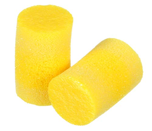 3M Ear Plugs, E-A-R Classic Small 310-1103, Foam, Uncorded, Disposable, NRR 29, For Drilling, Grinding, Machining, Sawing, Sanding, Welding, Smaller Ear Canals, 1 Pair/Pillow Pack, 200 Pair/Box from 3M Personal Protective Equipment