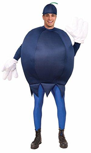 Adult Pear Costumes (Forum Novelties Blueberry Costume, Blue, Standard)