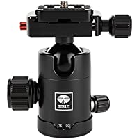 Sirui C-10S Ball Head with Quick Release Plate, Supports 28.7 (13kg)