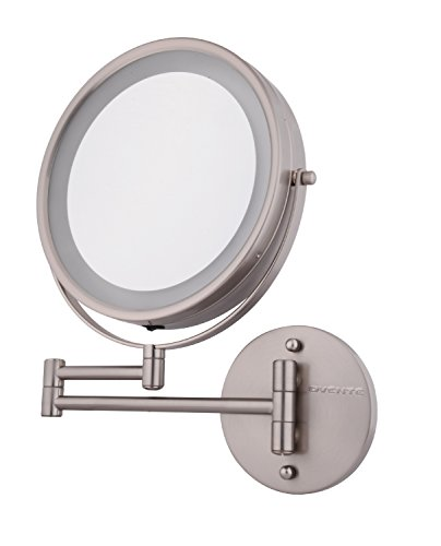 Ovente Battery Operated Wallmount Magnification product image