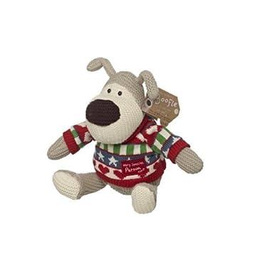 Boofle Pup Plush Soft Toy Birthday Xmas Christmas Gift Kids Baby Present