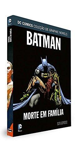 Batman. Morte em Família - Dc Graphic Novels