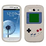 kwmobile Silicone CASE Gameboy Samsung Galaxy S3/S3 Neo - Stylish Design and Optimal Protection